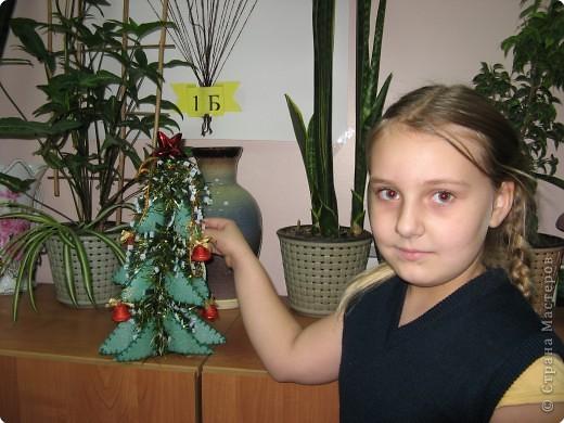 Кукольная ёлочка. фото 2