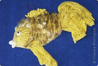 Моя рыбка в натуральной шубке на рыбьем меху встречает Новый год фото 2
