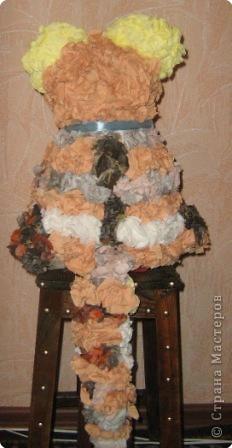 """У Тигренка среди меха. белые пушинки. Он такой хорошенький, словно на картинке"" фото 4"