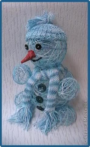 «Снежный человечек» фото 1