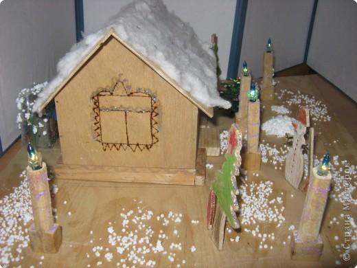 В этом волшебном домике живёт Дед Мороз!   фото 1
