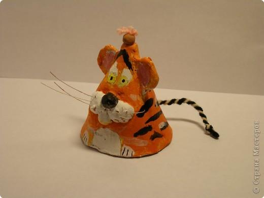 Тигр-колокольчик