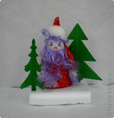 «Поздравление от Деда Мороза»