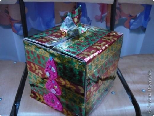 Подарок с сюрпризом. фото 1