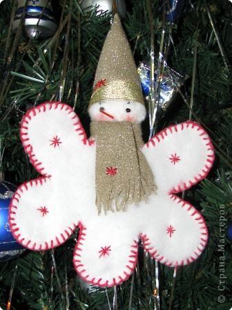 « Снежинка – Снеговик».  фото 1