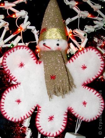 « Снежинка – Снеговик».  фото 2