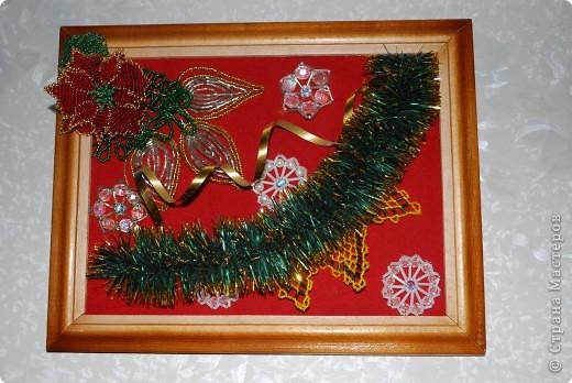 """""""Новогоднее настроение"""" В канун Нового года мы все дарим друг другу подарки. И мне захотелось подарить любимой подружке частичку своего новогоднего праздника. Пусть и у неё  будет новогоднее настроение. С Новым годом я всех поздравляю!"""