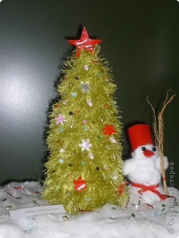 Снеговик Кругляш. фото 1
