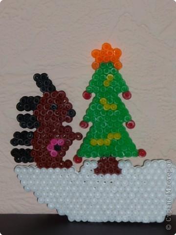 У елки праздник.