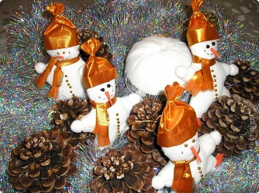 Забавные снеговики фото 2
