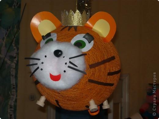 наш тигряша