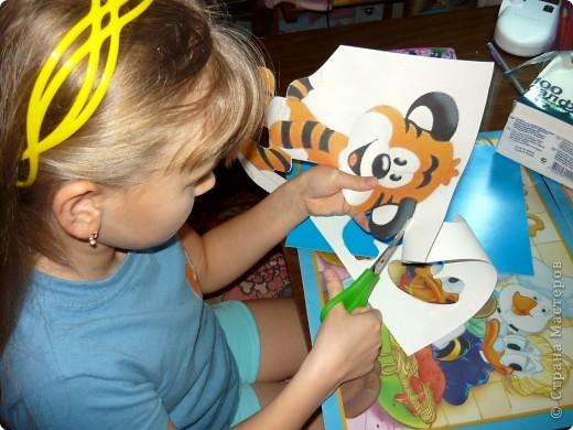 """""""Я -  тигрёнок, а не киска..."""" фото 2"""