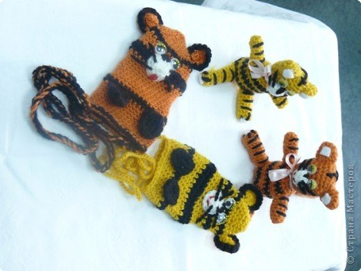 тигрята для подружек фото 1