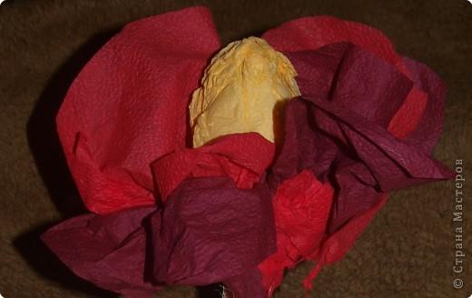 Лерен сказочный цветок для ёлки фото 1