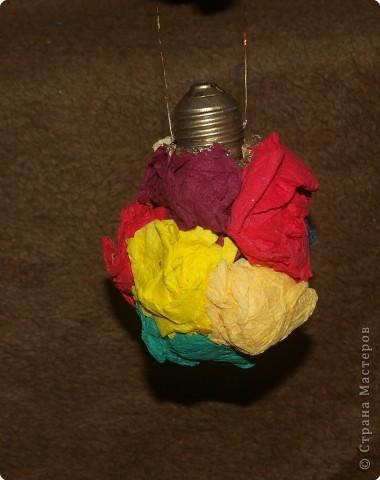 Шарик - многоцветик фото 1