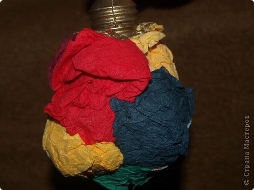 Шарик - многоцветик фото 2