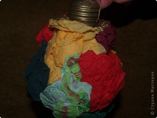 Шарик - многоцветик фото 3