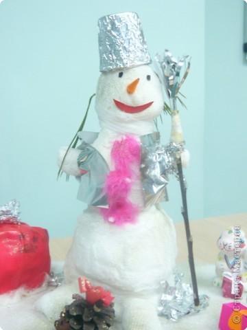 Письмо снеговика фото 2