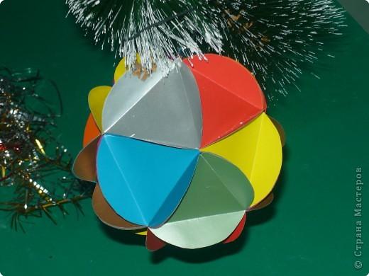 фигурный шарик