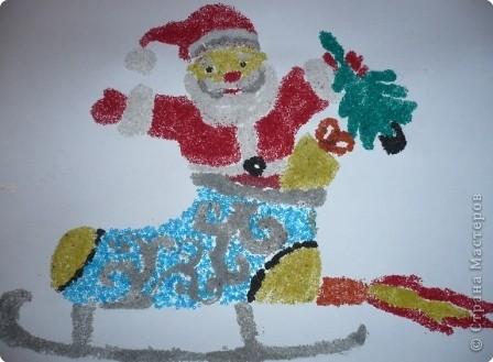 Веселый Дед Мороз Спешит поздравить всех детишек -  Девчонок и мальчишек!