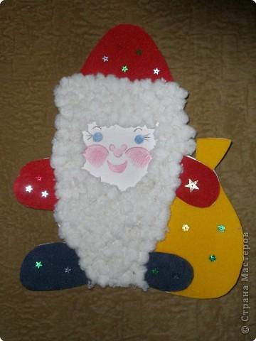 Весёлый Дед Мороз фото 1