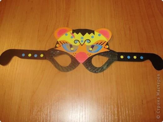 В такой мосочке-очках мы пойдем на детский карнавал. фото 2