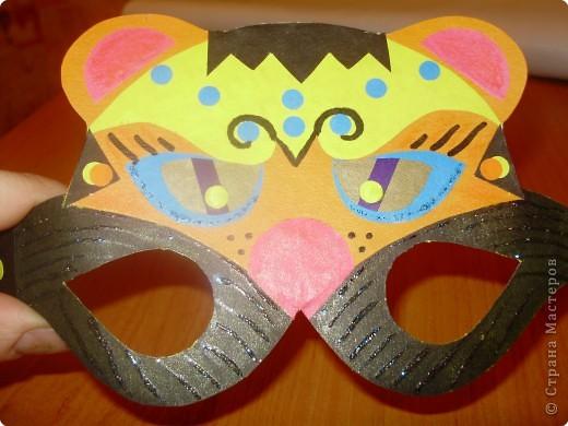 В такой мосочке-очках мы пойдем на детский карнавал. фото 1