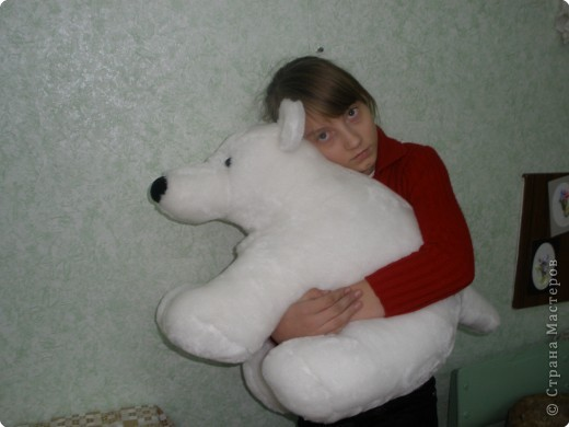 Белый полярный друг фото 1