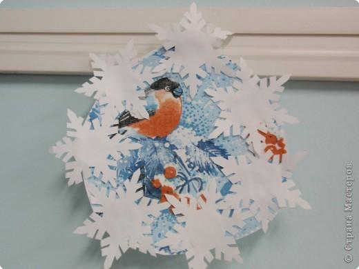 Снежная песня. Фрагмент. фото 2