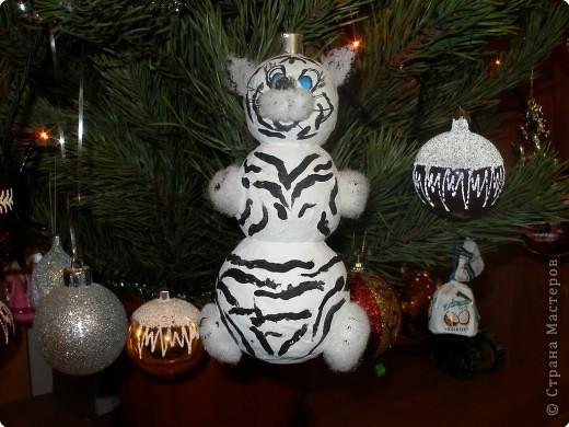 Мой Снего-тигр.  фото 1