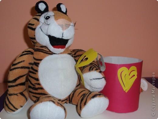 С Новым 2010 годом! В полосатый год тигра желаю, чтобы в вашей жизни не было ни одной черной полосы! фото 7