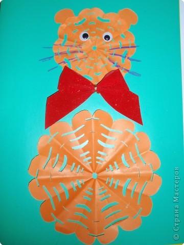 Тигровая снежинка