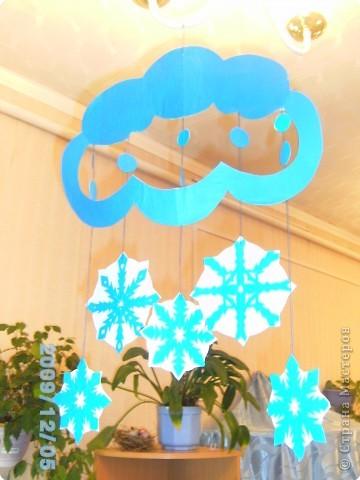 Красавицы - снежинки