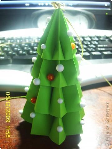 У нашего снеговичка совсем не было друзей. Я решила ему преподнести необычный подарок. Необычен он тем, что он так же как и снеговик является символом зимы и самого приятного праздника Нового года. А так же тем, что на ёлочке любимые снежинки снеговичка. фото 4