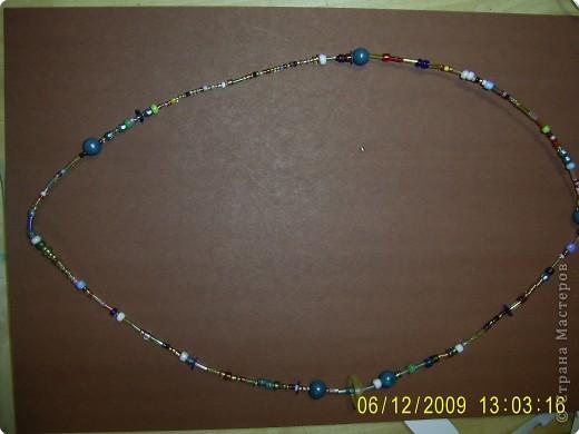 Ожерелье для бабушки