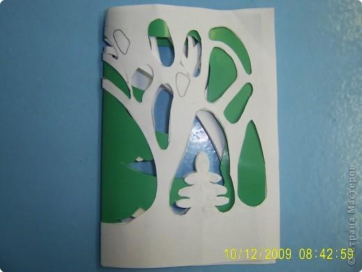 Снежная елочка фото 1
