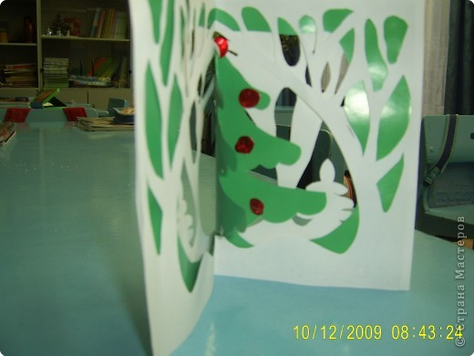 Снежная елочка фото 3
