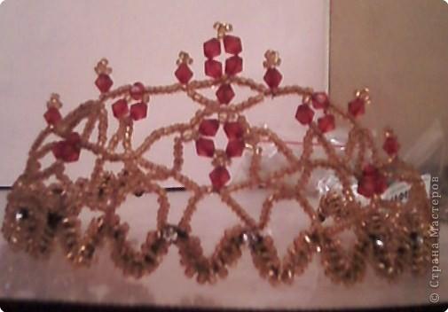 корона на старом ободке фото 1