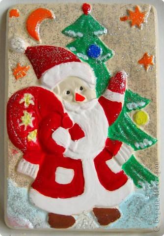 Привет от Деда Мороза