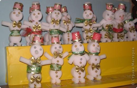 Я весёлый снеговик! фото 3
