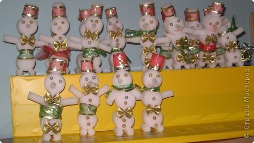 Я весёлый снеговик! фото 5
