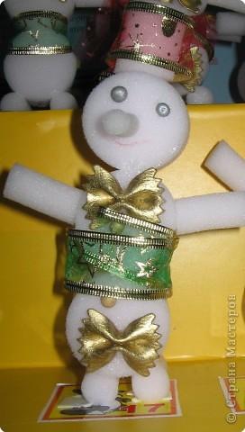 Я весёлый снеговик! фото 2