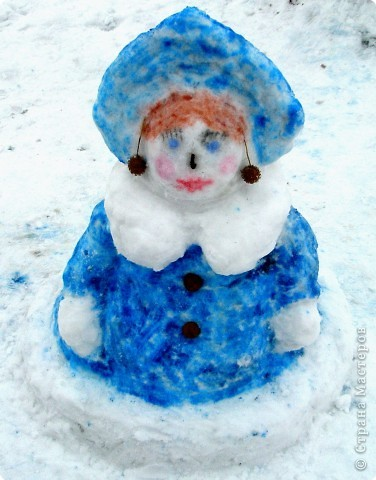 Снегурочка. фото 1