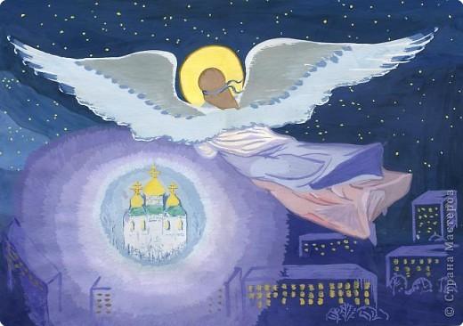 Ангел-хранитель нашего города. фото 1