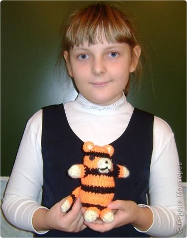Тигруша-полосатик фото 2