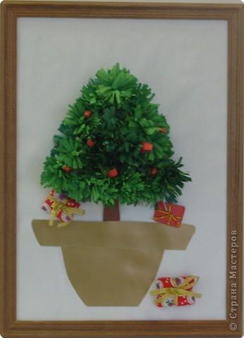 «Новогодняя ёлка с подарками».