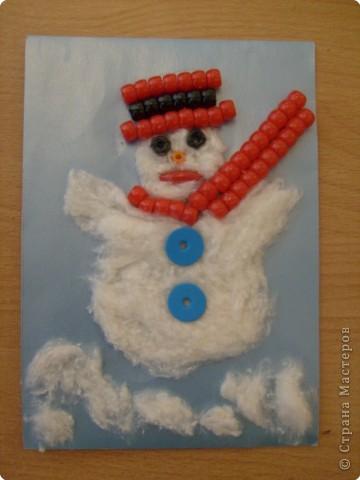 В таком шарфике - не замёрзнешь!