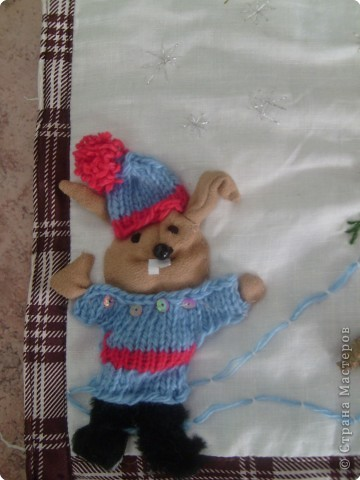 Подарок Деду Морозу фото 3