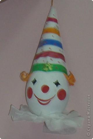 Весёлый клоун фото 1