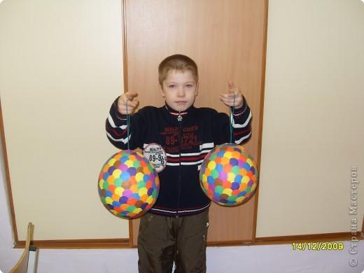 Вот так шарики! фото 2